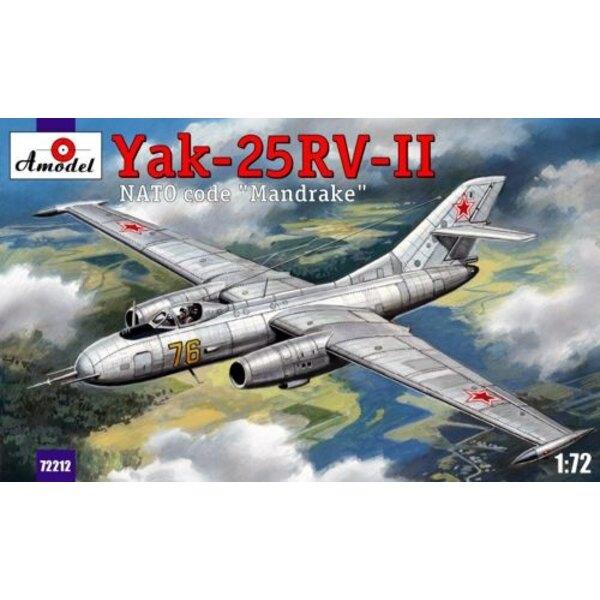YAK-25RV-II - NATO code ′Mandrake′