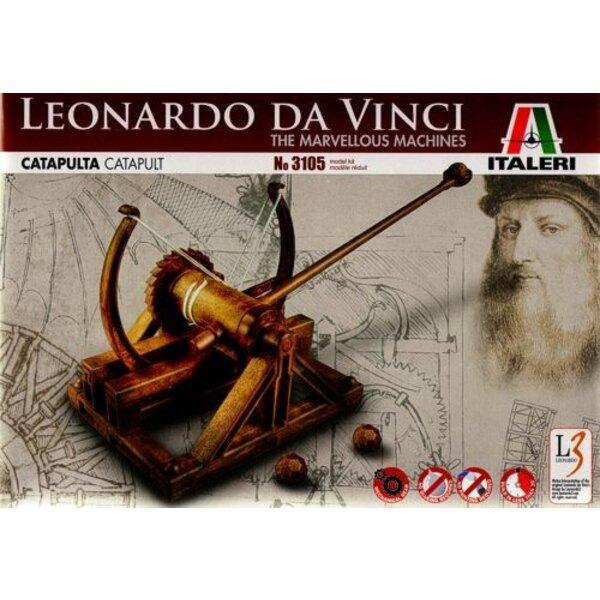 Leonardo Da Vinci Catapult The Marvellous Machines