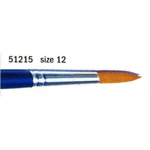 Pennello a punta N.12 sintetico