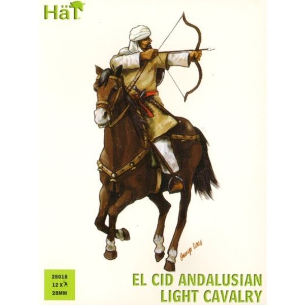 Andalusian Light Cavalry (El Cid)