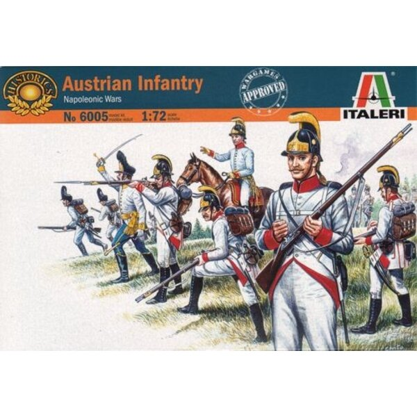 Austrian Infantry Napoleonic Wars
