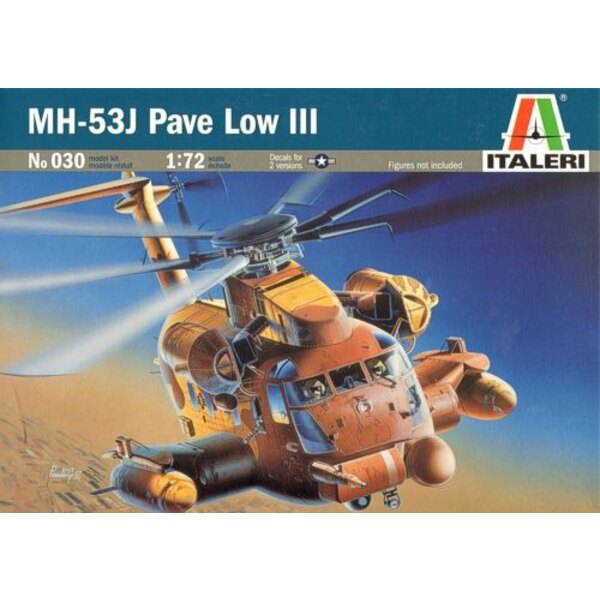 Sikorsky MH-53J Pave Low