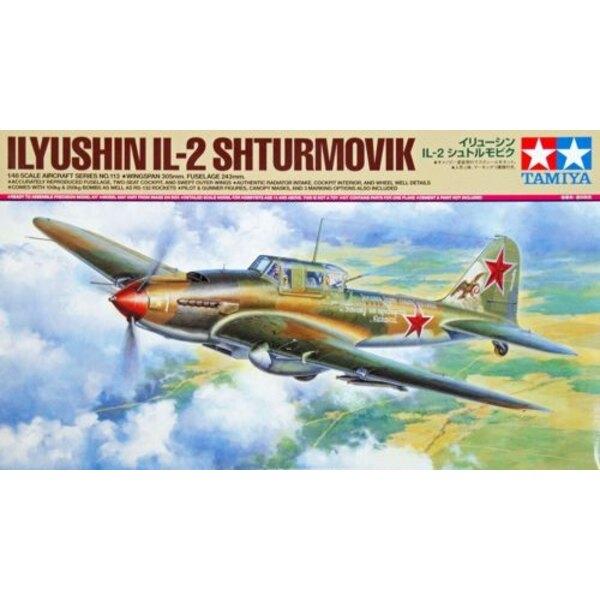 Ilyushin IL-2 Sturmovik 49.54.99 All new tooling.