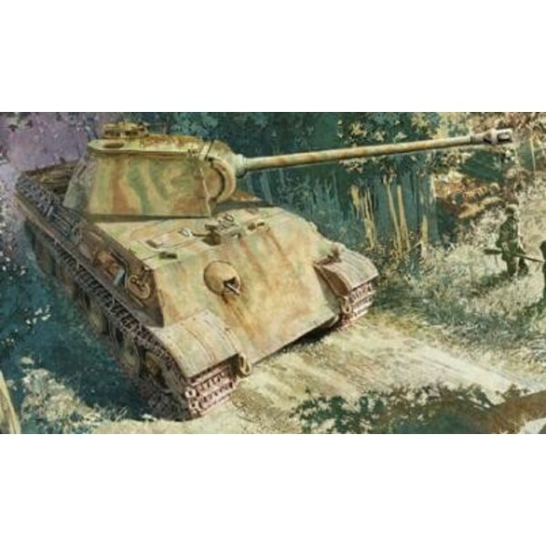 Sd.Kfz.171 Panther G early