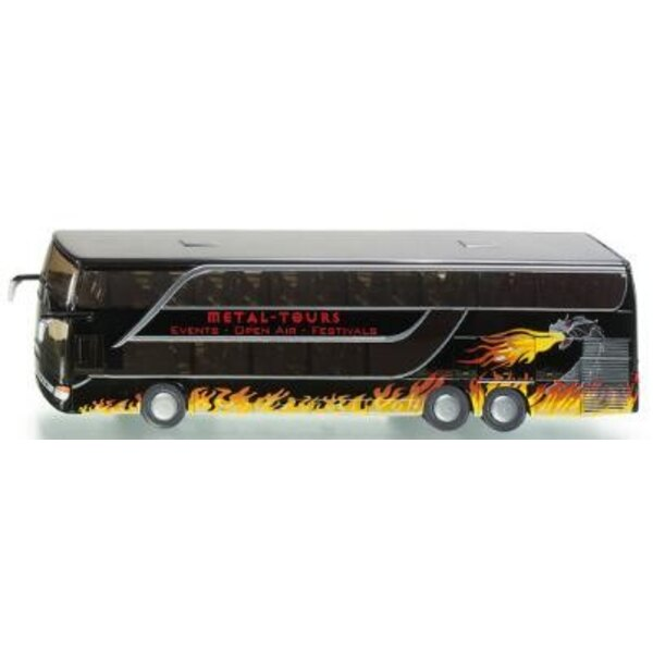 Tourist bus for 2 Bridges