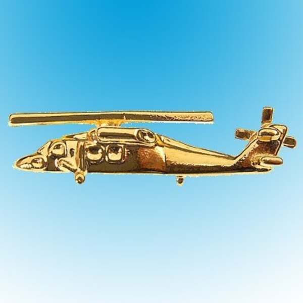 Pin's Helicopter Blackhawk