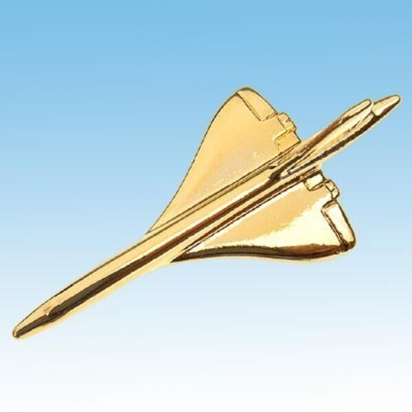 Pin's Concorde