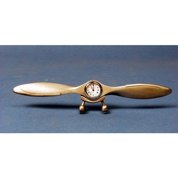 Horloge-Clock Hélice Ouvre lettre - Open Letter