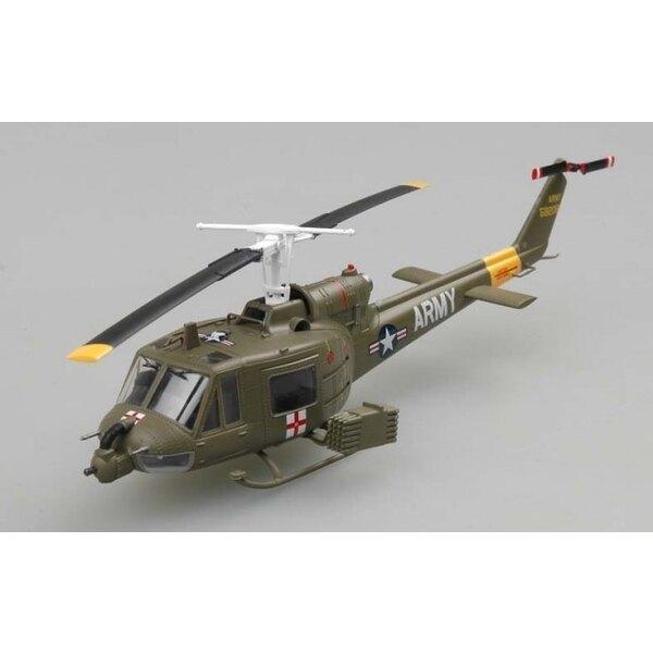 UH-1B Huey US Army N°65-15045 - Vietnam 1967