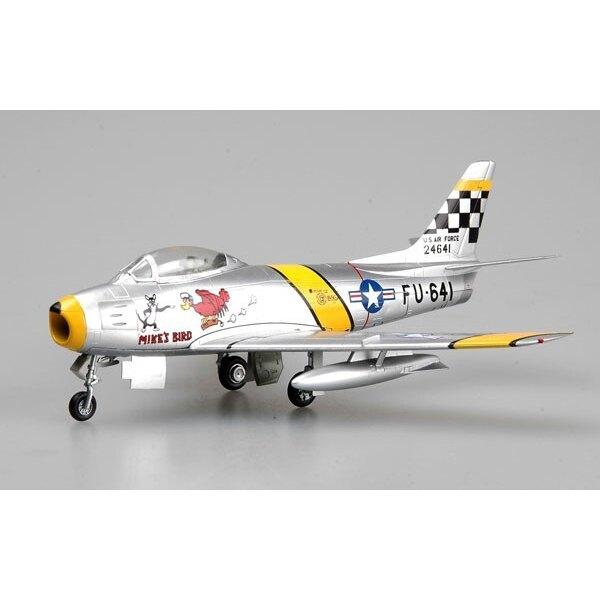 F-86F Sabre USAF 39FS/51FW C.McSain Korea 1953