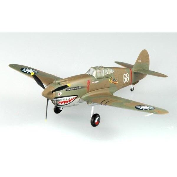 P-40B FlyingTigers 3rd Squadron