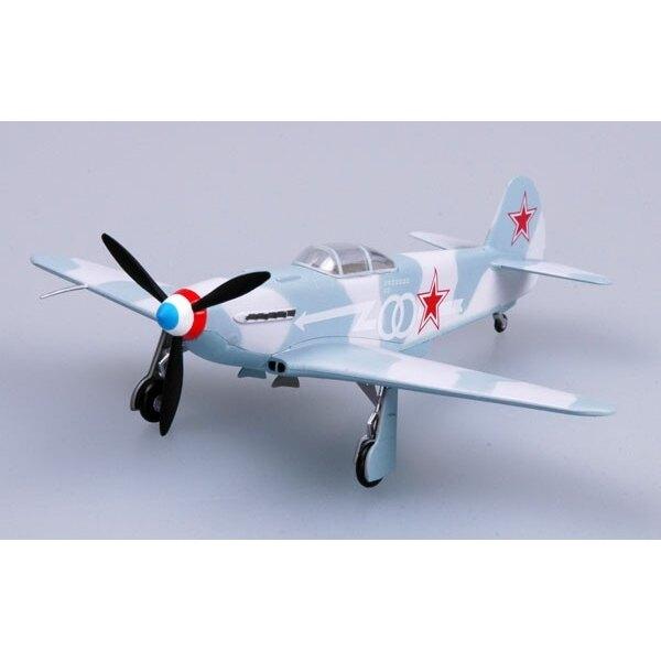 Yak 3 Normandie Niemen OO L.Delfino