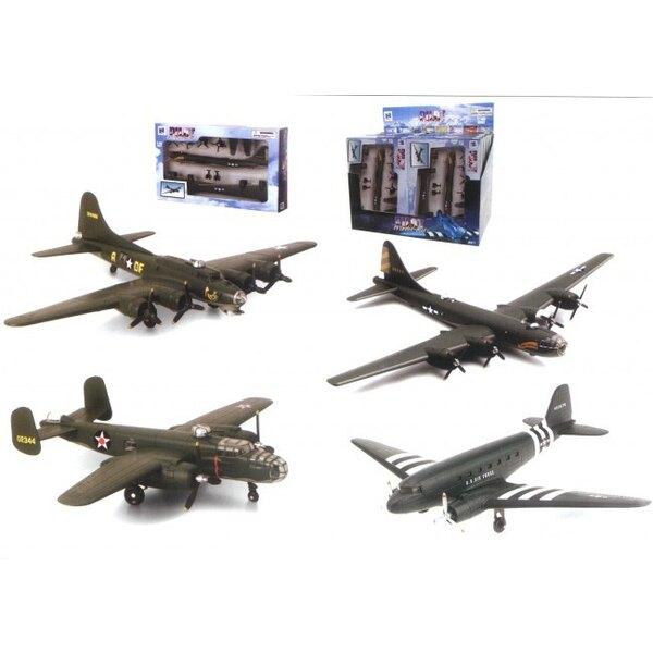 Bombardier WWII (x12 pieces)