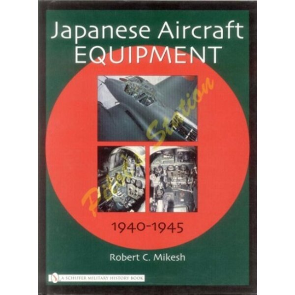 Libro Japanese Aircraft Equipment