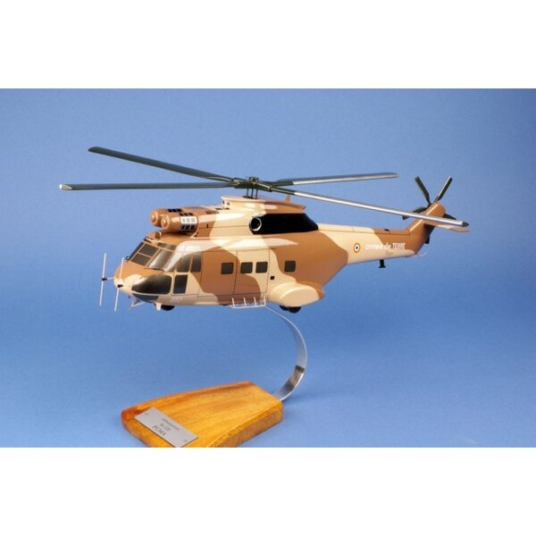 AS330 Puma - Helicopter