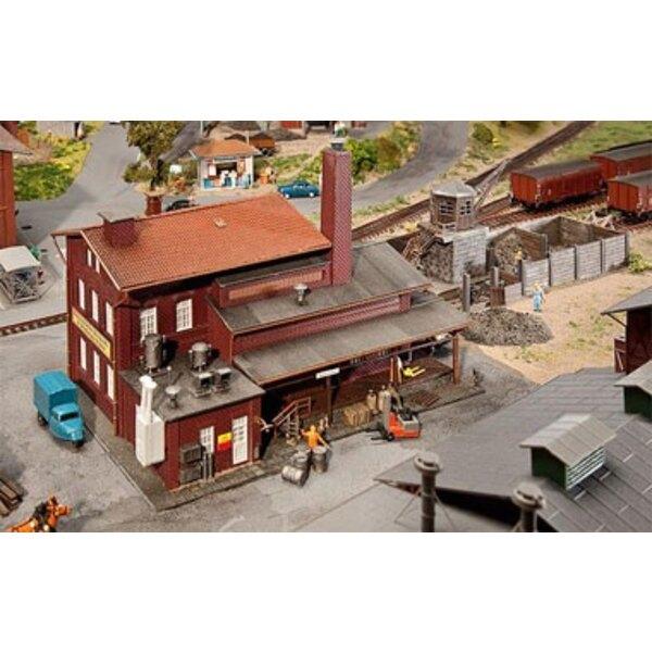 Coal/fuel handling