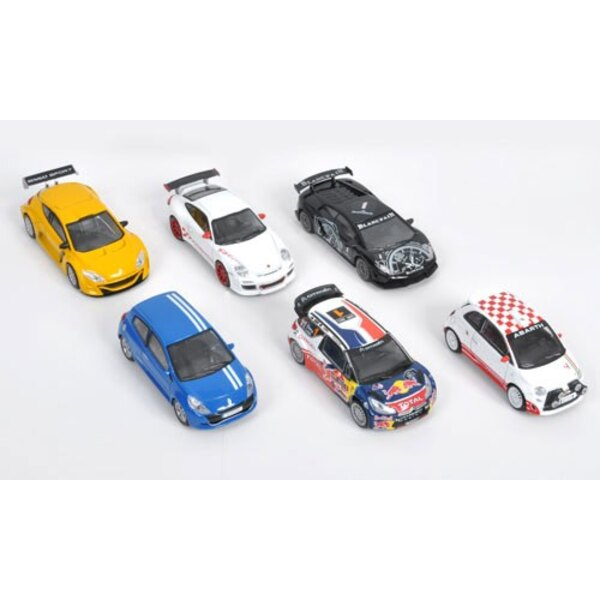 Racing assortment 24pcs