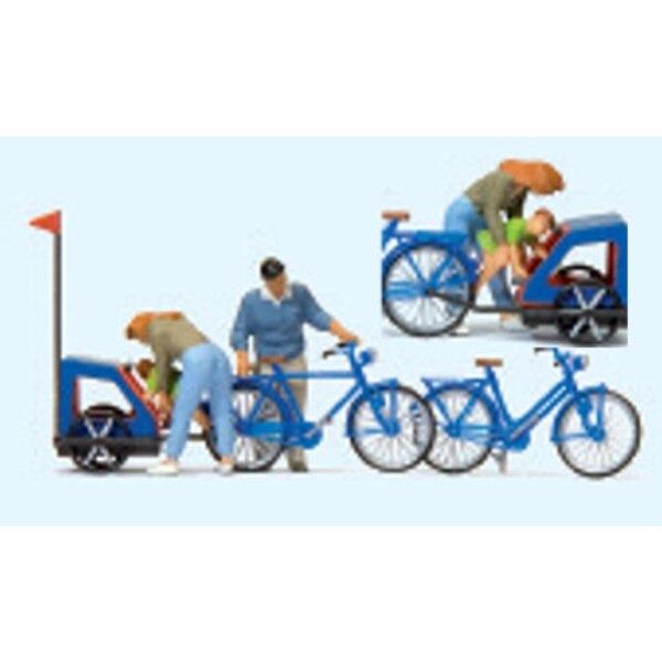 Famiglia di preparazione per il ciclismo