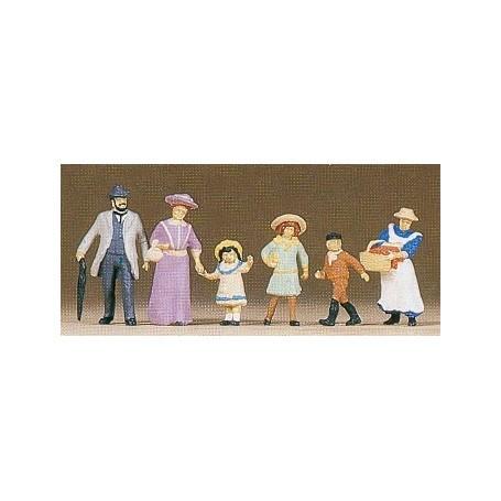 Famiglia nel 1900