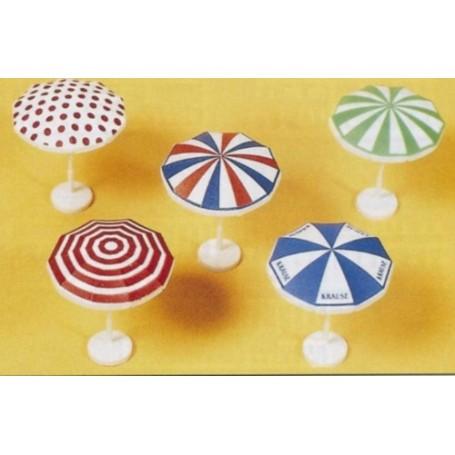 Ombrelli dipinti