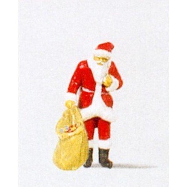 Pere Noel con sacco di regali