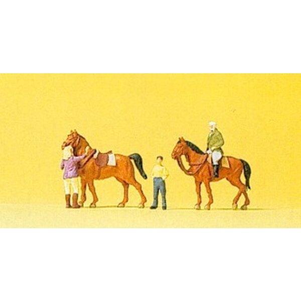 Una scuola di equitazione