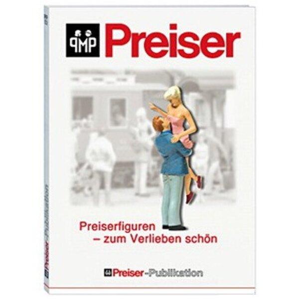 Manuale / pubblicazione Preiser 128 pagine