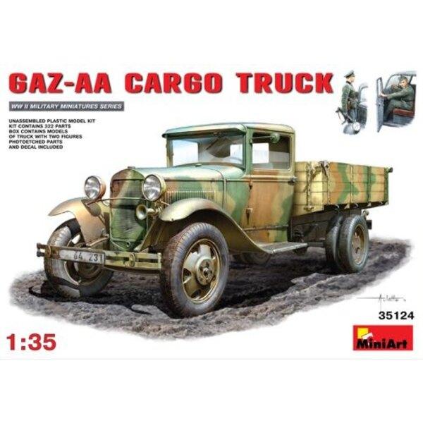 GAZ-AA Cargo Truck