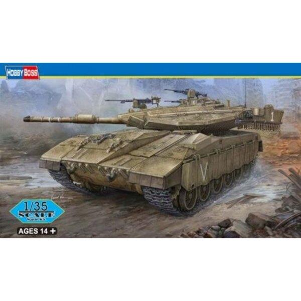 Israeli IDF Merkava MK IIID (LIC)