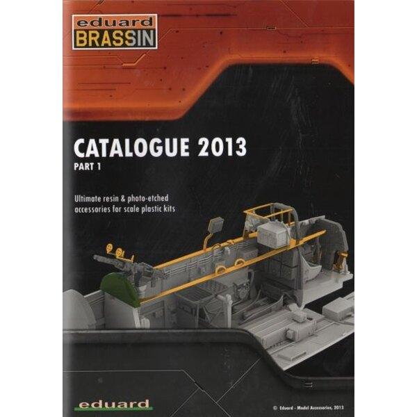 Eduard 2013 BRASSIN Catalogue