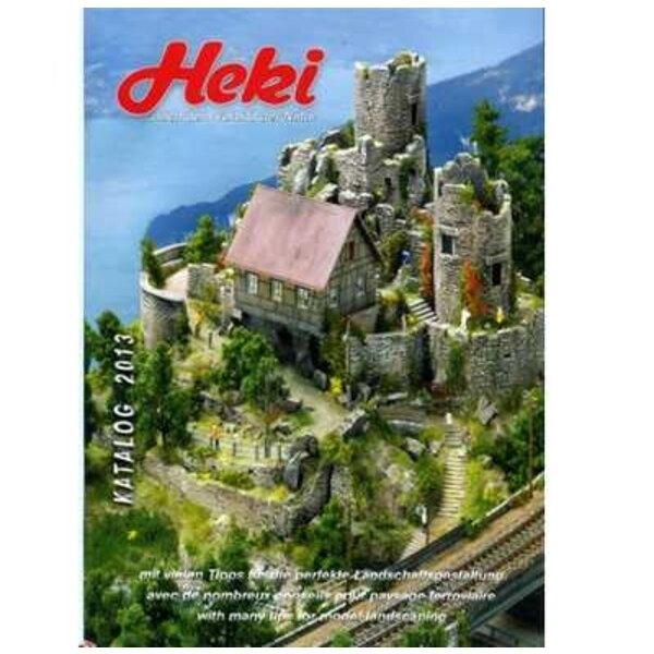 Heki Catalogue 2013