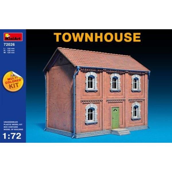 Townhouse (Multi Kit Coloured)
