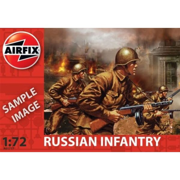 Russian Infantry (WWII)