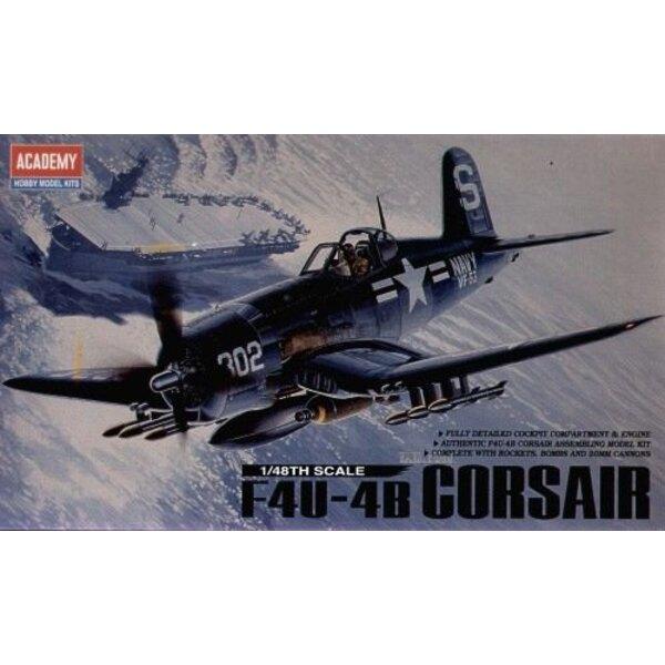 Vought F4U-4B Corsair WAS (AC2124) ** Si veda inoltre il SALDO IN VECCHIO CODICE **