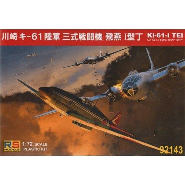 Kawasaki Ki-61 I tei
