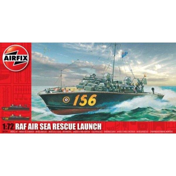 RAF Rescue lancio