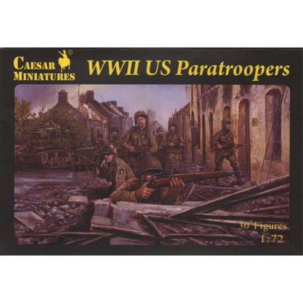 US Paratroopers (WWII)