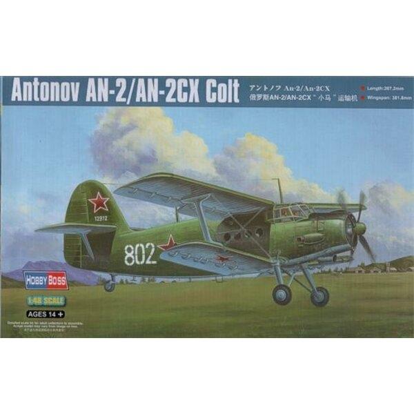 Antonov An-2/AN-2CX