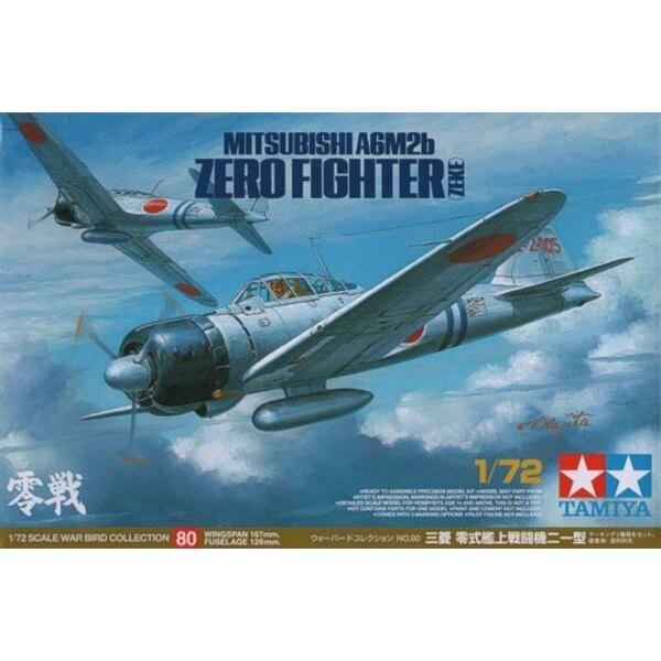 Mitsubishi A6M2b Zero Zeke