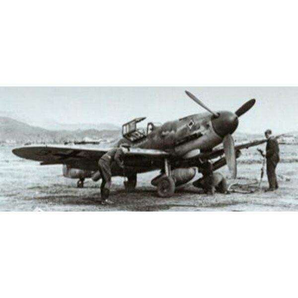 Messerschmitt Bf 109G-6 (New tooling)