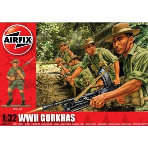Gurkha (WWII) 1/32 - Airfix 02719