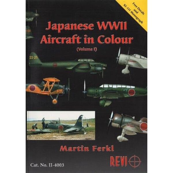 Giapponese della Seconda Guerra Mondiale A / c Vol.1 Revi VI4003