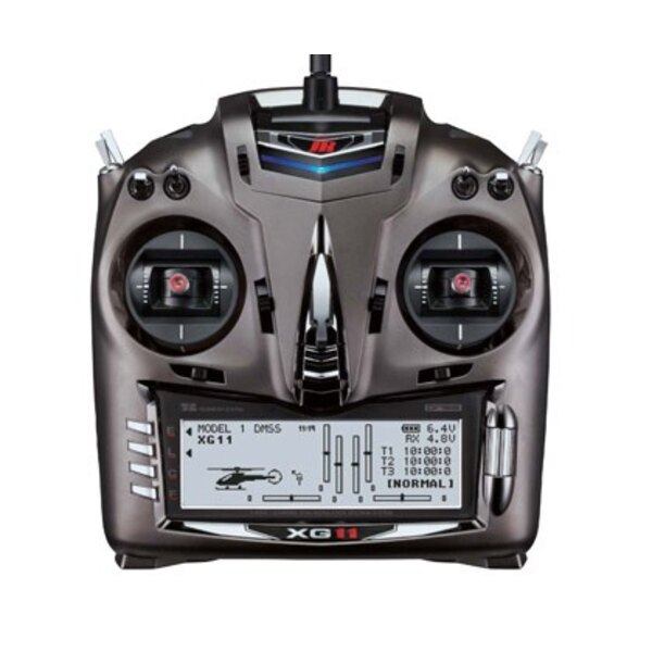 XG11 modalità radio 1