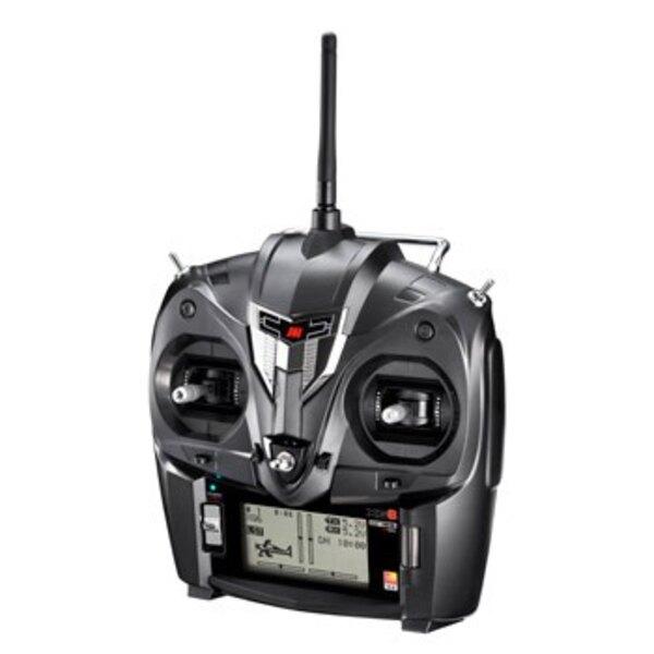 XG6 modalità radio 1