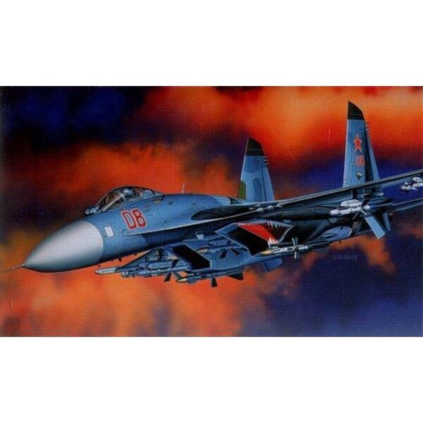 Sukhoi Su- 27 Flanker B ( WAS AC2131 )