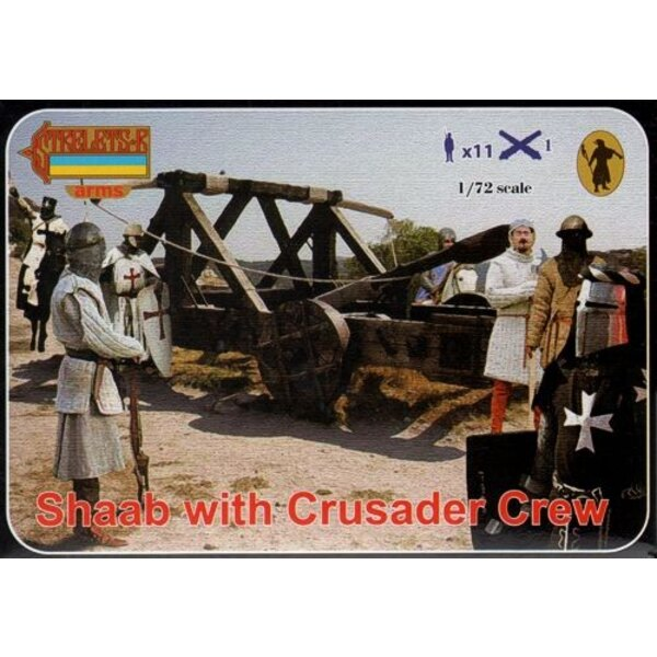 Shaab con Crusader Crew. Crociate