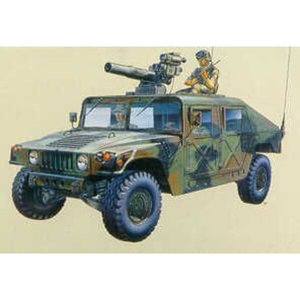 Hummer M966 TowWAS AC1363