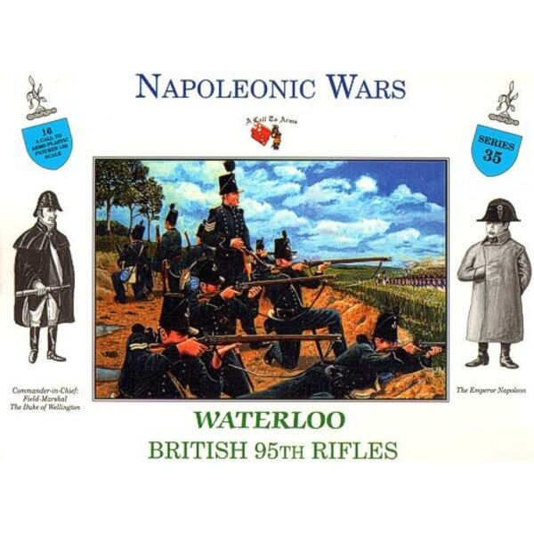 95 FUCILI BRITISH WATERLOO