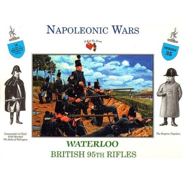 95 FUCILI BRITISH WATERLOO