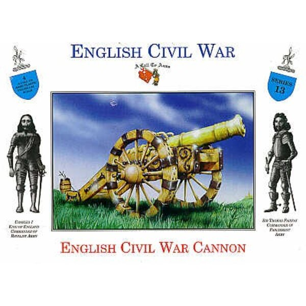 English Civil War 1 cannon
